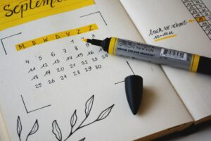 Read more about the article Get your creative mojo back – with a content calendar